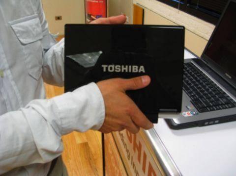 Toshiba NB105, Precio y Características 5