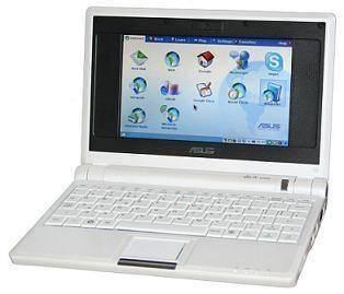 Notebook Asus EEE 701, precio en Argentina