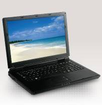 Notebook Admiral T3400VS2GB160