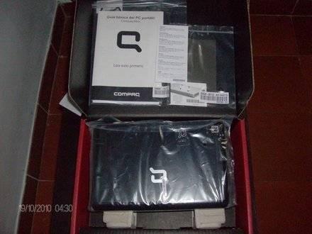 Netbook Compaq Mini CQ10-120, Características, Precio 9