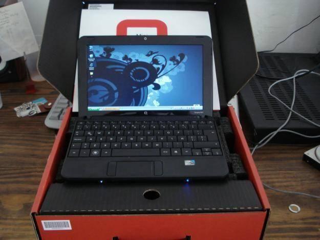 Netbook Compaq Mini CQ10-120, Características, Precio 4