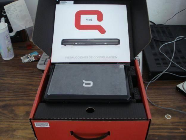 Netbook Compaq Mini CQ10-120, Características, Precio 10