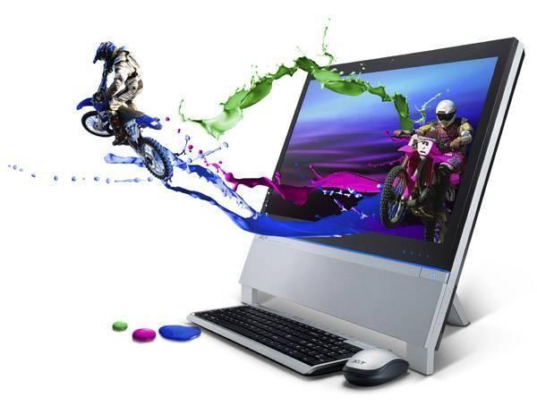 , PC AIO Acer Aspire Z5763, Precio y Caracteristicas