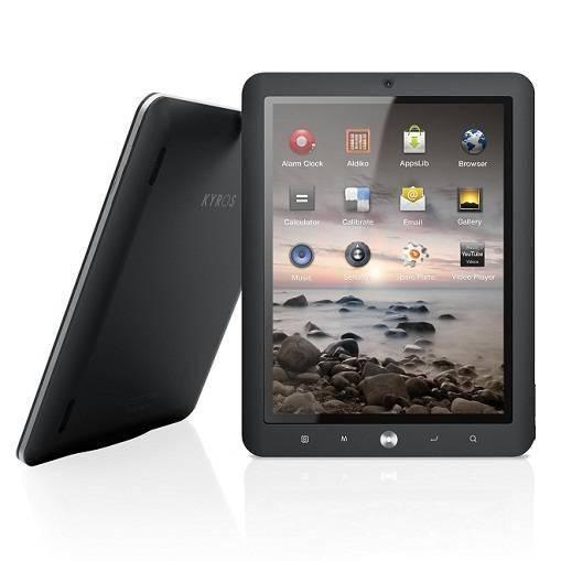 Tablet Coby Kyros 8 en Argentina, Precio y Caracteristicas 2
