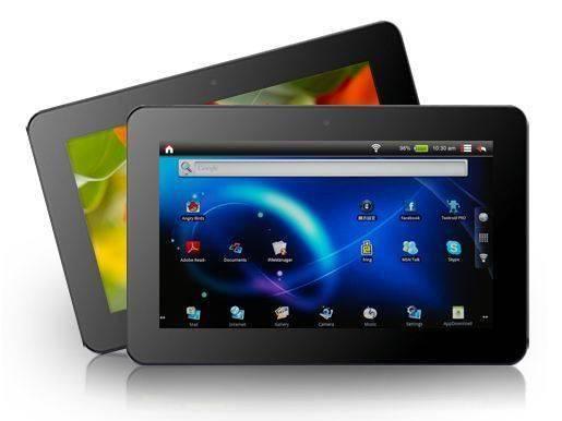 Tablet Viewsonic VPAD10S o ViewPad 10s en Argentina 2